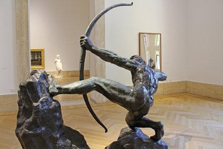 Roma - Galleria Nazionale d'Arte Moderna e Contemporanea (GNAM)