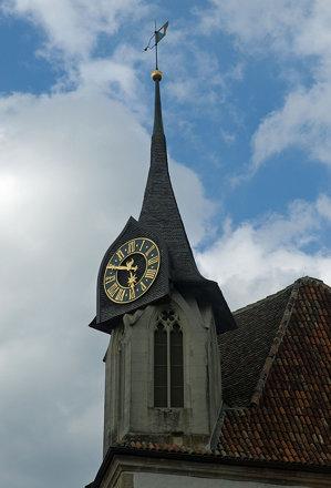 2011.06.10.052 - GREIFENSEE - clocheton de l'église