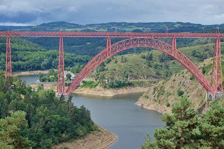 Viaduc de Garabit, Cantal