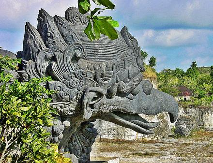Bali - G W K Culture Park - Garuda