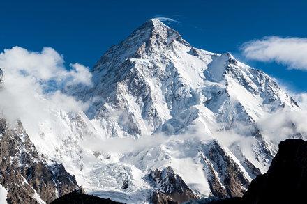 The Mountaineer's mountain