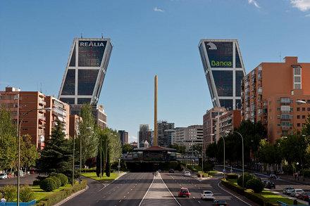 Gate Of Europe / Torres KIO