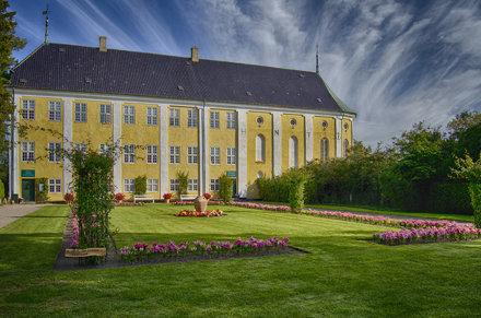 Gavnø slots garden