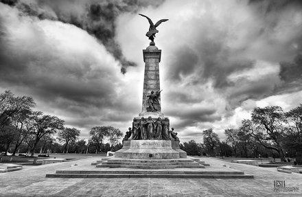 George-Étienne Cartier Monument - Montreal