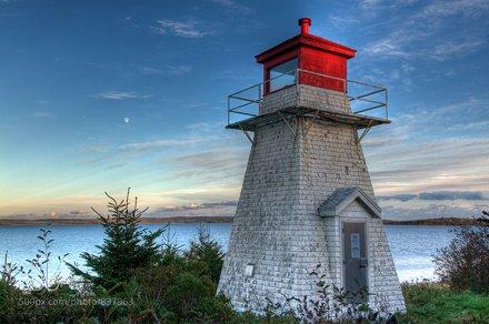 Cape George Harbour Lighthouse