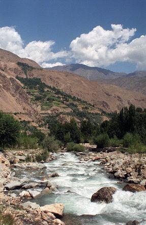 Garam Chashma, Pakistan