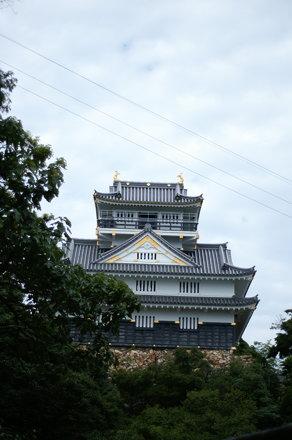 岐阜城(Gifu castle)