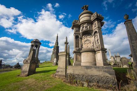 The Glasgow Necropolis