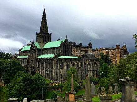 St. Mungo's CathedralGlasgow, Scotland