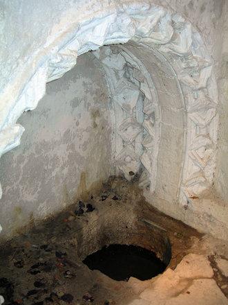 Glastonbury Abbey Well