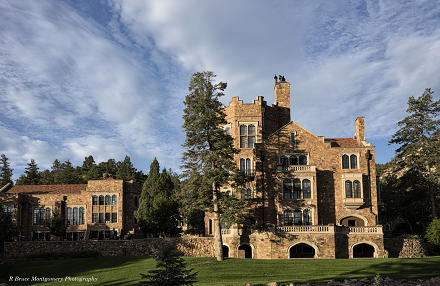 2014 07 25 Pakistan Reunion at Glen Eyrie_the castle