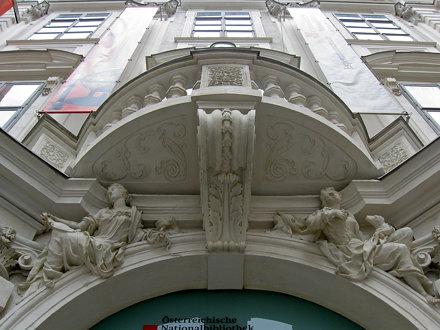 Palais Mollard-Clary Façade