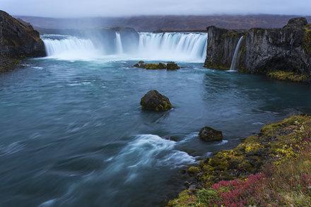 Góðafoss Waterfall