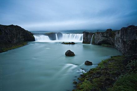 Goðafoss II - Þjóðvegur (Rte 1) - Iceland