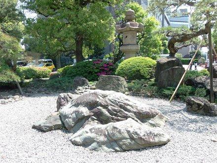 #2375 rock garden