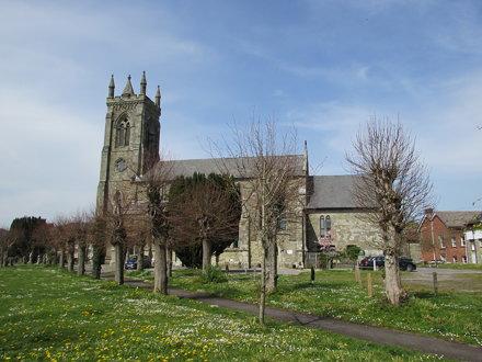 Shaftesbury: Former Church of the Holy Trinity (Dorset)