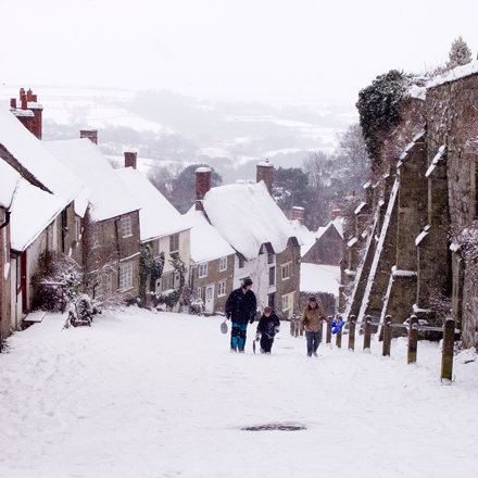 gold hill after sledging