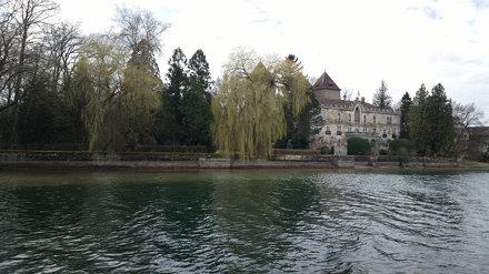Gottlieben castle, Switzerland