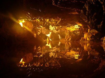 Cheddar - Goughs Cave