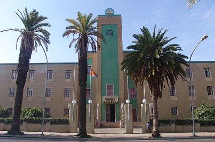 Governor's Palace, Asmara