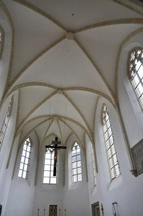 Deggendorf, Heilig-Grabkirche St. Peter und St. Paul