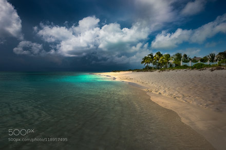 A Spotlight Of Hope In Turks And Caicos