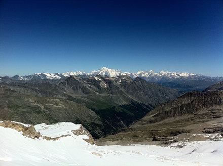 Gran Paradiso, il gran finale del Corso di Alpinismo CAI Gallarate | 25-26 giugno 2011