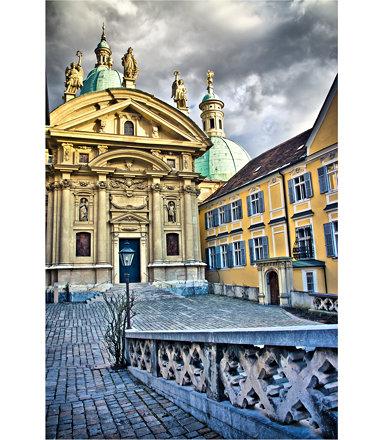 Mausoleum - Graz