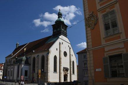 Grazer Dom zum heiligen Ägydius (15. Jhdt.)