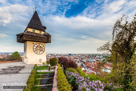 Schlossberg - Graz