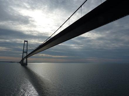 """Tag 2: Hamburg - Kiel mit der Bahn, danach mit der Fähre """"Color Line"""" nach Oslo"""