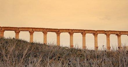 Great Colonnade, Palmyra
