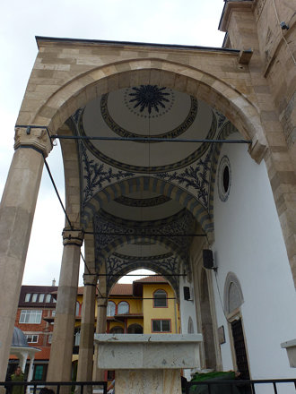 Mosque in Pristina