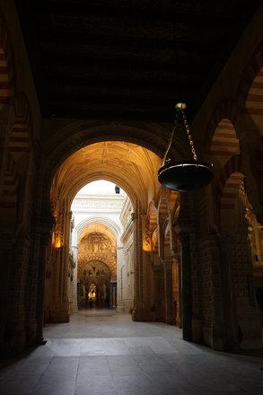 Inside The Mezquita