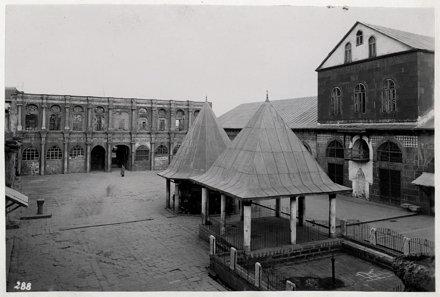 Courtyard of Diyarbakır Great Mosque