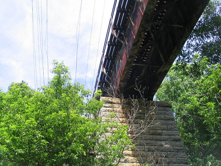 C&NW High Bridge (Manitowoc, WI)