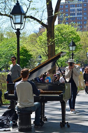 A Musical Mother's Day in NYC
