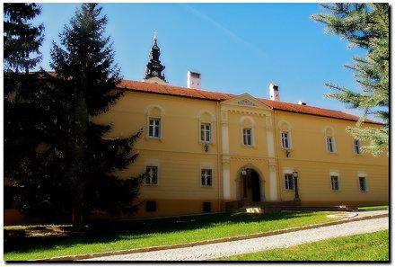 Monastery Grgeteg