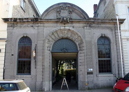 Poortgebouw Groeningemuseum, Brugge