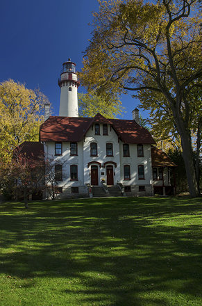Grosse Point Keeper's House