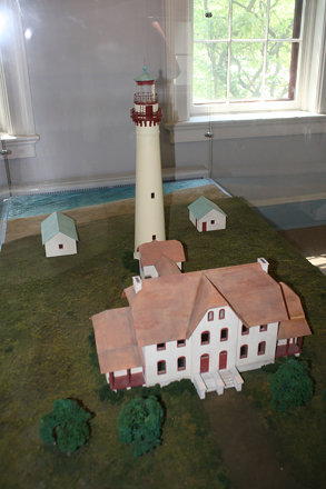 Grosse Point Lighthouse 2014-07-13 13.54.04