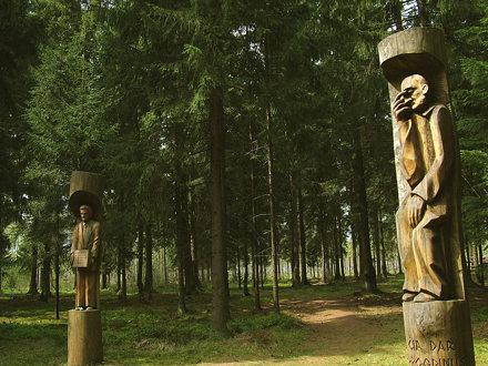 Grūtas Park Forest