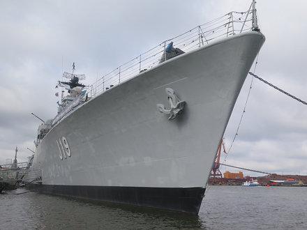 Båtresa till Känsö i Göteborgs skärgård 2014 (25) Fartyget Småland i Maritima museet