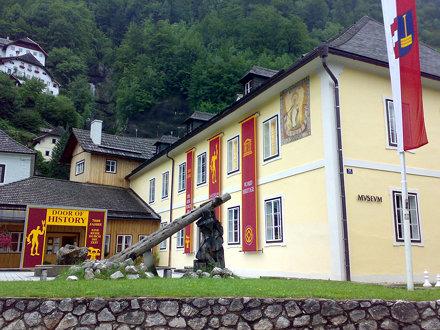 Hallstatt Oberösterreich — Museum  3