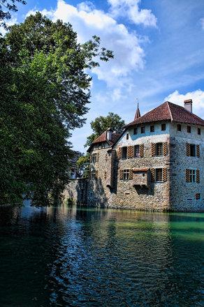 Castle Halwilersee