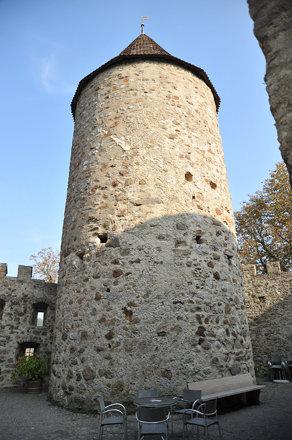 Inside the Castle of Hallwyl