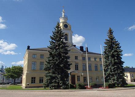 Hamina town hall