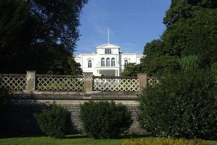 Villa Hammerschmidt, 12.08.2012.