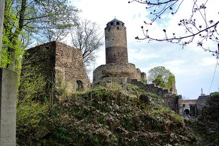 Burg Hasištejn (Hassenstein)