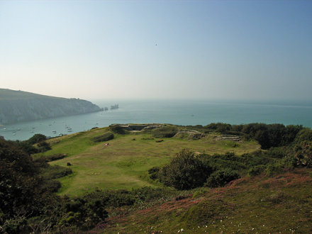 Isle of Wight - Freshwater